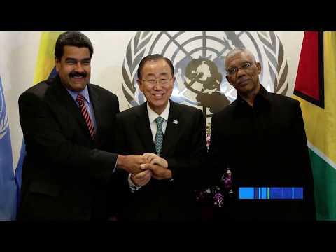 Brazilian government maintains that the settlement of Guyana / Venezuela Border