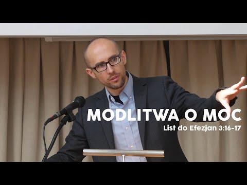 Modlitwa o moc | Efezjan 3:16-17 | Tomasz Krążek