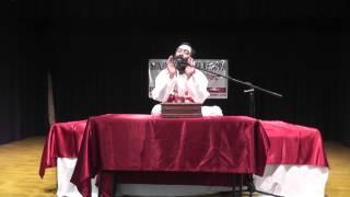 Siva Tatvam - Day 1 - Brahmasri Samavedam Shanmukha Sarma garu