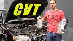 Fixing a CVT Transmission Vibration Issue | B7 Audi A4