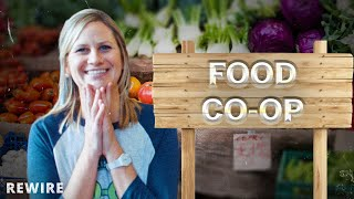 Food Co-Op vs. Gro¢ery Store: What's the Difference?
