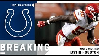 Justin Houston Welcome to the Colts 2019