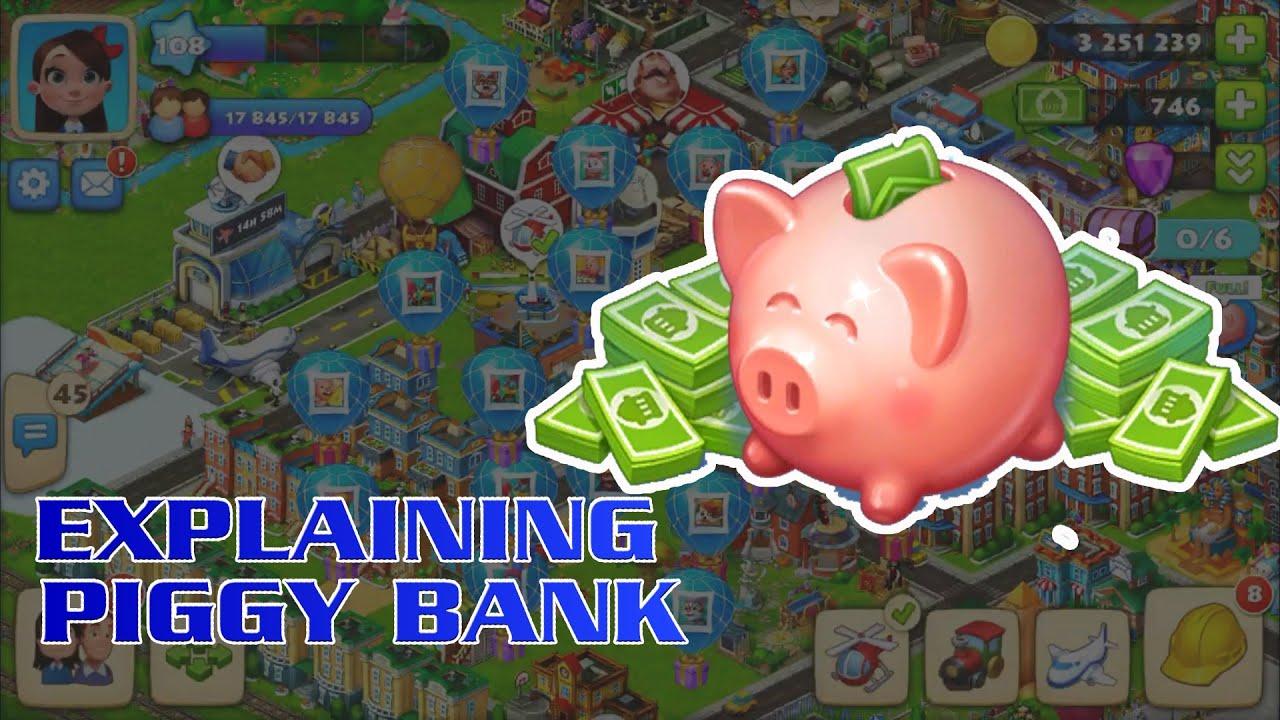 piggy bank login # 40