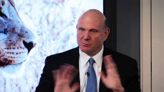 Andy Caddy / Steve Ballmer Interview Nov 2012