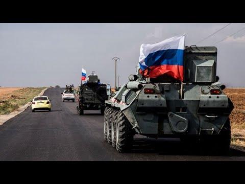 Захват Американской базы ВС РФ в Сирии