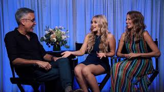 Ruben Dominguez talks The Gifted with Natalie Alyn Lind & Amy Acker