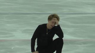 Сергей Воронов ПП Контрольные прокаты 2019 2020 Sergei Voronov FP Open Skates