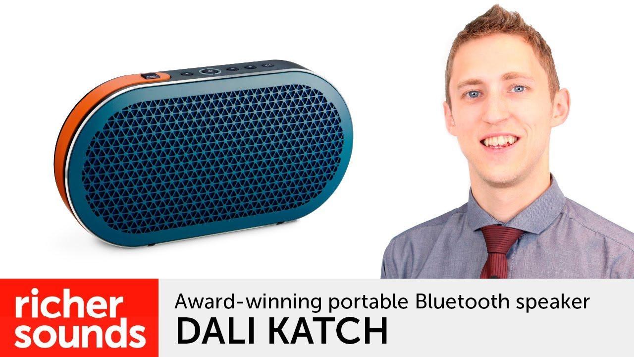 DALI KATCH - premium Bluetooth speaker  64cb7c5be9035