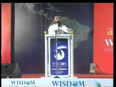 Wisdom Global Islamic Mission    Mujahid Balussery