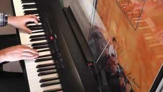 Mylène Farmer - Désenchantée - Piano Cover (HD)