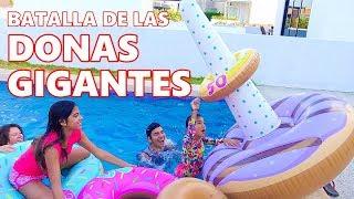 JUEGOS CON FLOTIS GIGANTES | TV ANA EMILIA