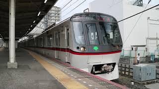都営5300形5324f 京成佐倉駅 発車
