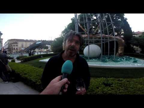 Biënnale Venetië 2017 interviews Koen Vanmechelen & Guy Pieters