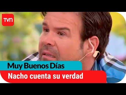 Nacho Gutiérrez cuenta su verdad tras dolorosa salida de Chilevsión   Muy buenos días