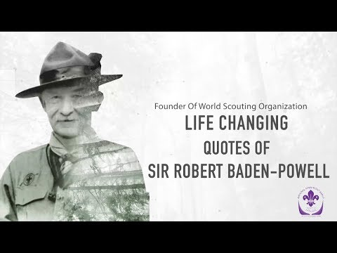 Lord Baden Powell Biography