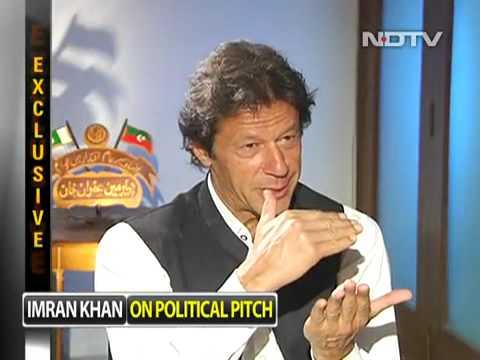 Imran Khan interview to ND TV Burka Dutt ( Wonderful Intellectual Interview)