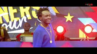 BAHATI AT GROOVE WINNERS TOUR 2018 EMBU