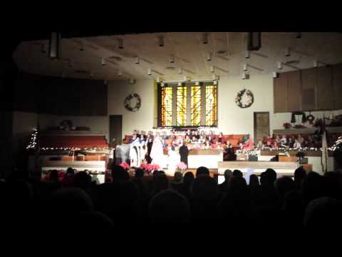 Massillon Christian School Christmas program 2013
