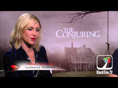 Vera Farmiga and Patrick Wilson play Ed and Lorraine Warren | The Conjuring