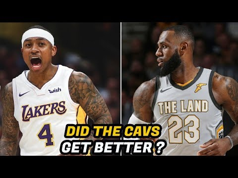 Cavs Trade Everybody At NBA Trade Deadline! 4 Reasons Why the Cavs Got Better