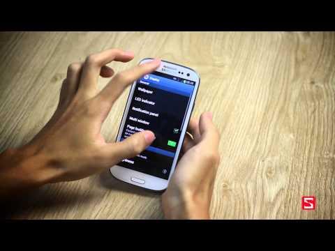 [Galaxy S3] Giới thiệu các tính năng mới trên Galaxy S3 bản Android 4.1.2 - CellphoneS