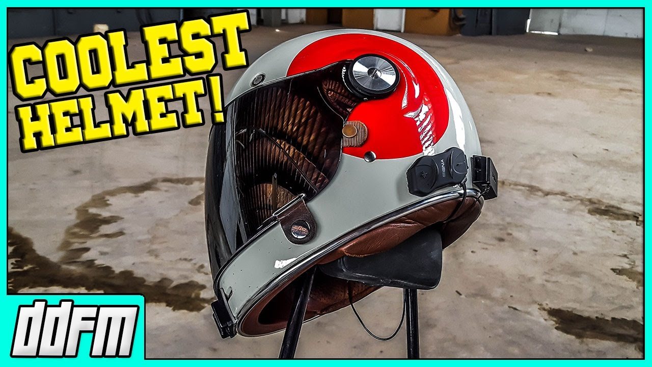eabd0fcc Bell Bullitt TT Motorcycle Helmet Review / 3 Years Later / Best ...