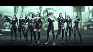 Hitman Absolution - Attack of the Saints Trailer