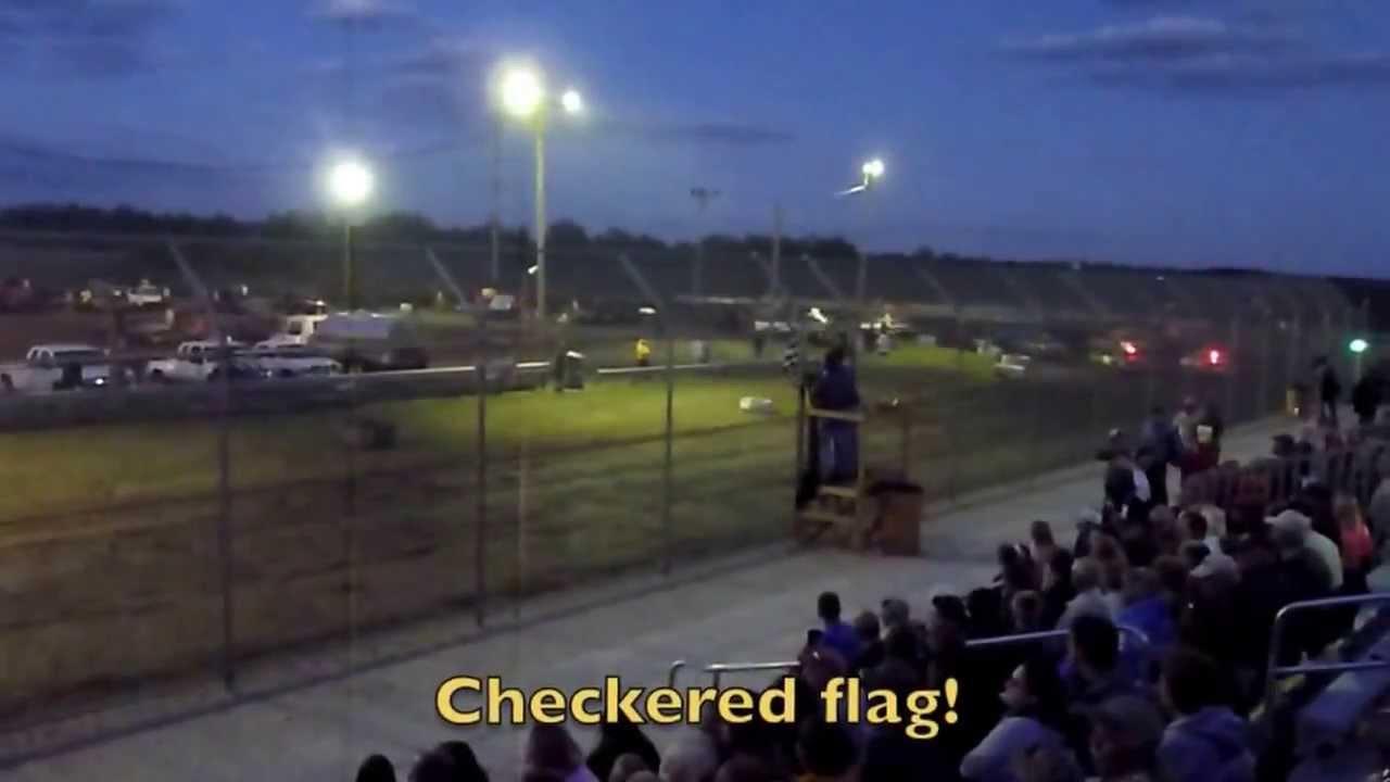 Rock County Speedway Luverne Minnesota Enduro Stock