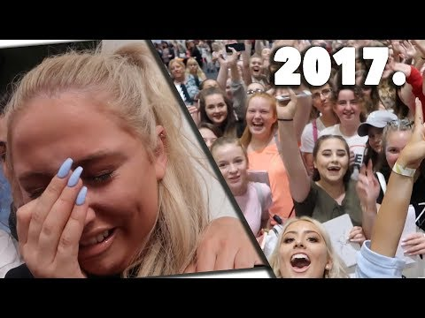 why 2017 was the BEST year of my life .. My youtube REWIND!! 😭😱