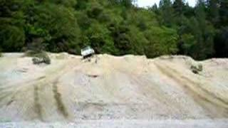 jeep wagoneer hillclimb (grass valley)
