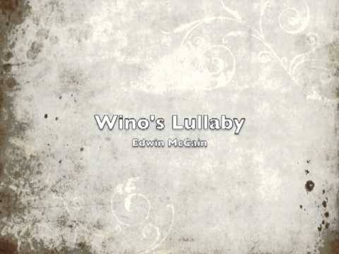 Wino's Lullaby - Edwin McCain