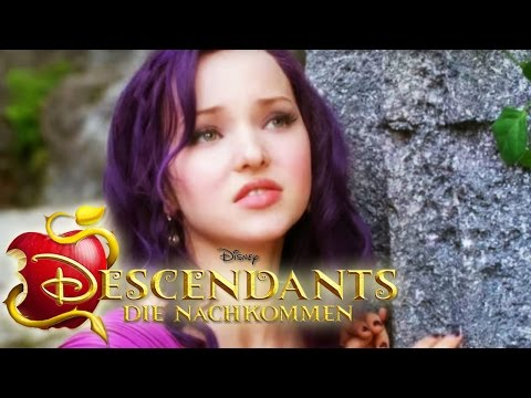 DESCENDANTS - If Only (Karaoke Version) | Disney Channel Songs