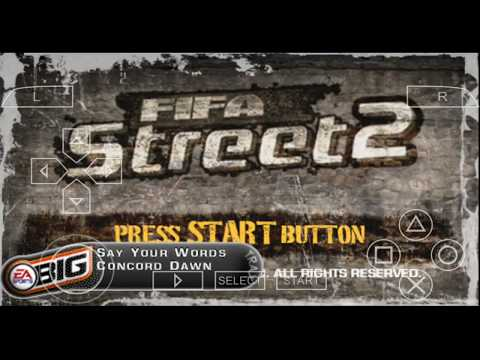 Free Fifa Street 2 Android Gameplay (By SuM Fighter)
