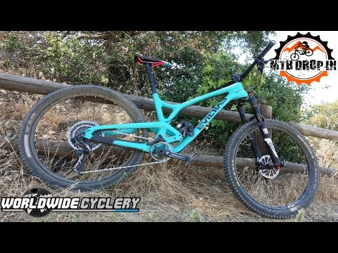 2017 Evil Calling Bike Review & Test Ride | Evil BIke Co. | 2017 Evil Wreckoning  | top 2018 mtb