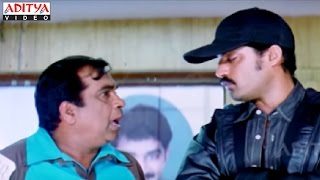 Kalyan Ram Traped To Brahmanandam Comedy Scene - Zulmon Ka Taandav Hindi Movie