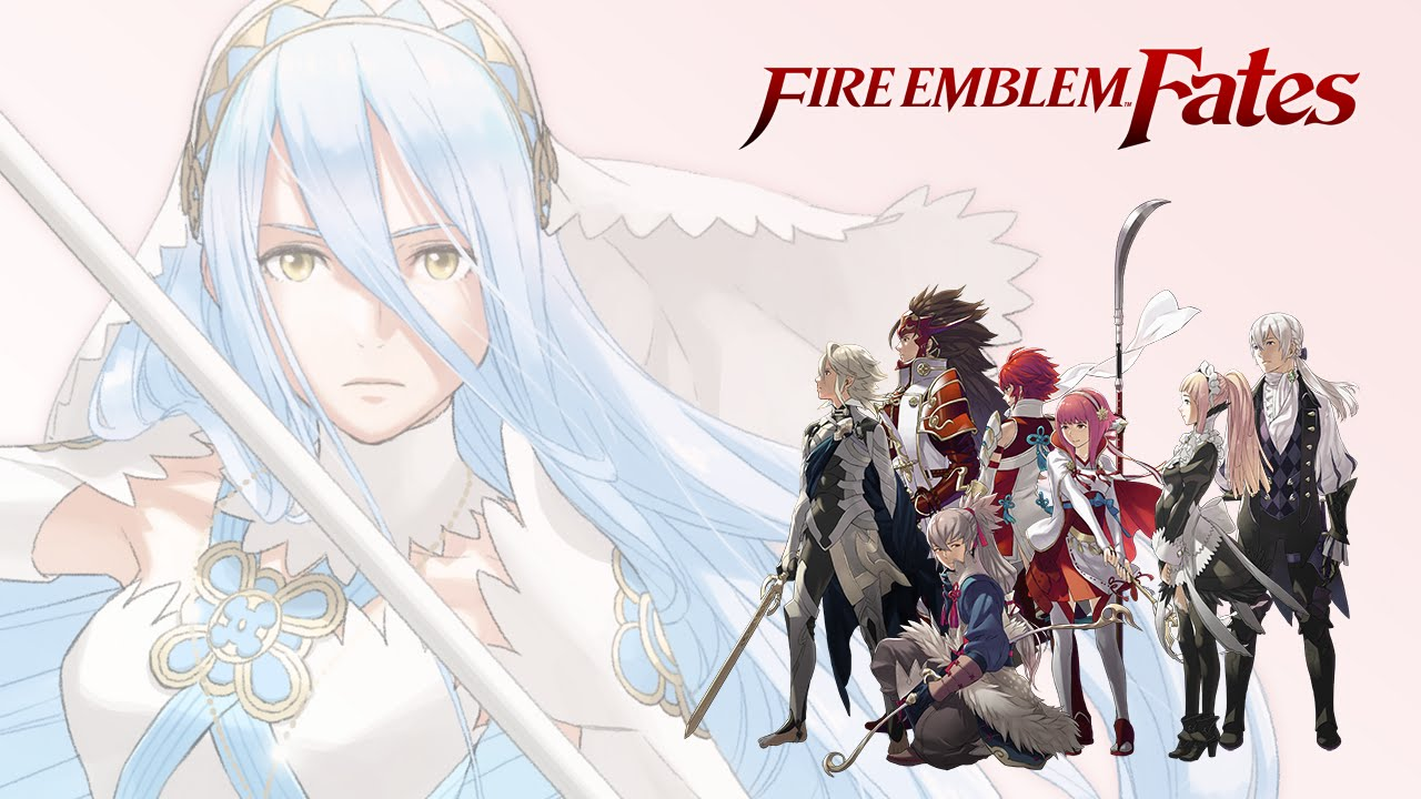 Fire Emblem Fates All Cutscenes Birthright English Youtube