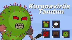 Koronavirüs Virüs Tanıtımı !! #BasedeKAL