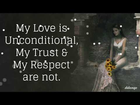 My Love is Unconditional | Love Quotes