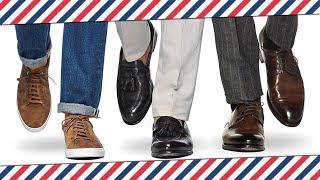 видео Брюки джинсы мужские