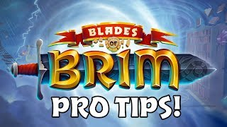 Blades of Brim Pro tip - Pets and Combos thumbnail