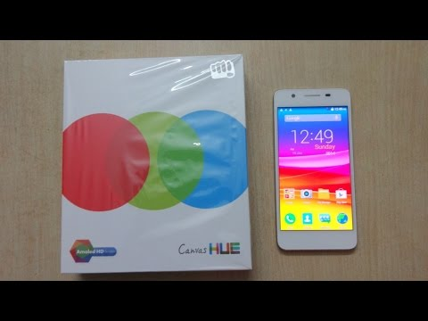 Micromax Canvas HUE Review,Benchmarks,Pros and Cons