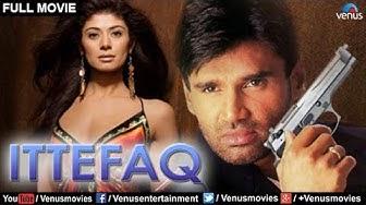 Ittefaq Full Movie   Hindi Movies   Sunil Shetty Full Movies