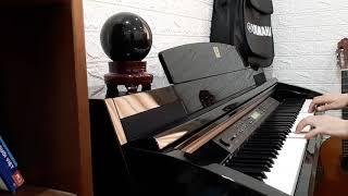 Asphyxia - 逆時針向 | Piano cover | Đinh Công Tú