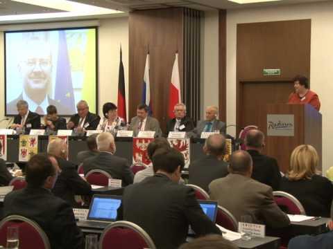 Форум региональных парламентов Южной Балтики в Калининграде_2 часть