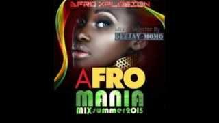 AFROMANIA MIX SUMMER 2015