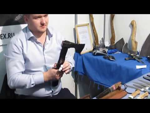 Knife-dvor.ru🔪Компания Ножевой Двор! Ножи Новинки из Ворсмы на выставке Охота и Рыболовство на Руси