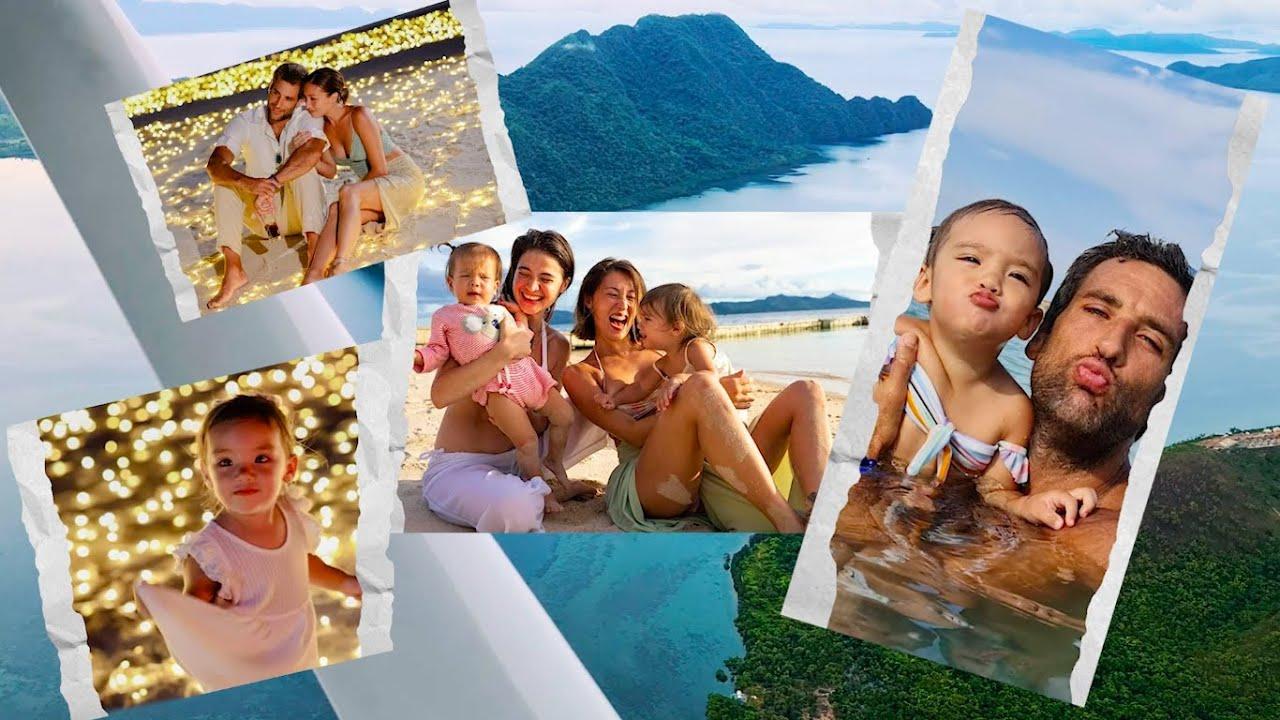 Palawan Adventure: Family Vacay, Beach Wedding, Freediving!