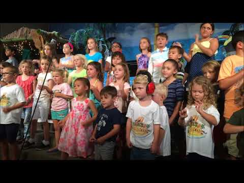 VBS 2018 Shipwrecked - Rescue Me