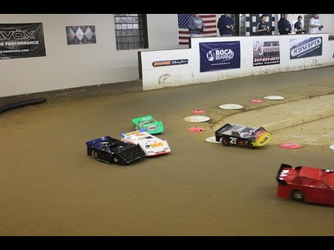 """Midwest RC Raceway -  Oval Dirt Track racing - """"Sail"""" Awolnation"""