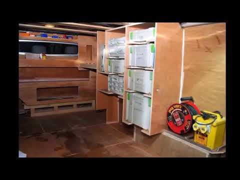 van shelving van shelving mounting hardware small. Black Bedroom Furniture Sets. Home Design Ideas